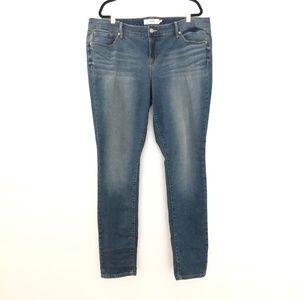 Torrid Skinny Denim Jeans Size 20R
